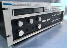 STUDER A726 FM Synthesizer Tuner A 726