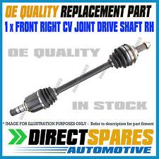 RIGHT CV Joint Drive Shaft Driveshaft SUBARU FORESTER SG SG9 2.5L 07/02-02/08 RH