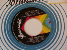 CHI-LITES ~ THE COLDEST DAYS OF MY LIFE ~ SOUL 45 (UNPLAYED STORE STOCK)