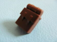LEGO 2524 @@ Minifig, Backpack Non-Opening @@ Brown - 4558 6263 6267 6276 6277