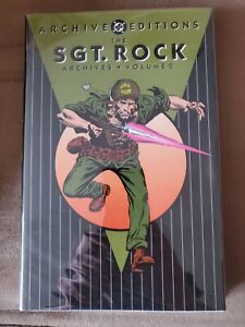 Sgt Rock Archives Vol. # 2  Rare & Out of Print