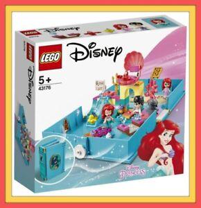 LEGO Disney Princess Ariels Storybook Adventures 43176 *BNIB