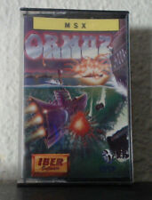 Msx ormuz 1988 iber soft Genesis IBSA spain new sealed new sealed