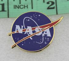 NASA Vector Logo Lapel Pin
