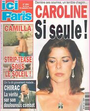 ▬►ICI PARIS 2881 CAROLINE DE MONACO_CINDY CRAWFORD_MICHAEL DOUGLAS_TOPALOFF