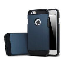 iPhone 4/4s CASE HÜLLE BUMPER COVER  SCHUTZ Farbe Metal Slate (Dunkelblau )