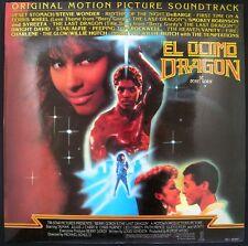 Banda sonora original EL ÚLTIMO DRAGÓN vinyl LP 33rpm  Motown  SPLI-60197  1.985