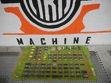 Cincinnati Milacron 3 531 4028a Circuit Board Used With Warranty