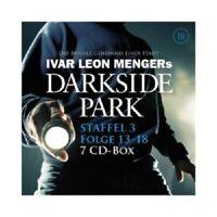 IVAR LEON MENGERS DARKSIDE PARK - STAFFEL 3: FOLGE 13-18 (7 CD) HÖRBUCH NEU