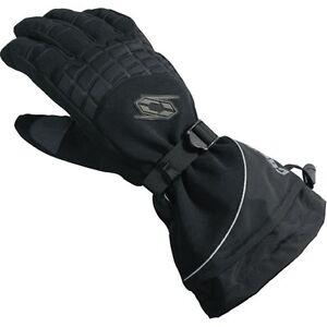 Castle X Mission Gloves sizes S-3XL snowmobile glove Black