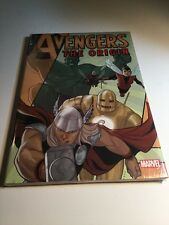 Avengers The Origins Hc Nm Near Mint Collects 1-5 Tpb