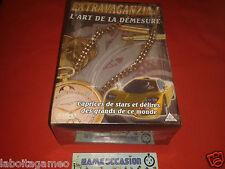 EXTRAVAGANZIA L'ART DE LA DEMESURE COFFRET 5 DVD NEUF SOUS BLISTER
