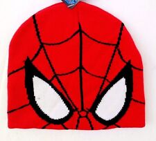 Marvel Ultimate Spider-man Youth/adult Beanie Hat -