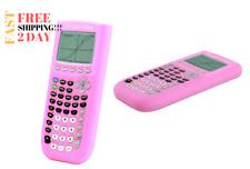 Ti 84 Plus Graphing Calculator Texas Instruments Scientific Silicone Case New