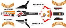 Montesa  4RT  2016 style Works Repsol Complete Decal Set