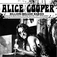 ALICE COOPER Billion Dollar Babies: Live At The Sports Arena, San Diego vinyl lp