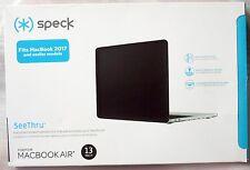 "SPECK SEETHRU FOR MACBOOK AIR 13"" (ONYX BLACK MATTE) - 71478-0581"