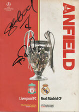 Liverpool Home Teams Written - on Football Programmes