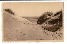 CPA-Carte postale-Belgique Wenduine - -Uitzicht op de zee-1952 - VM755