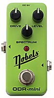 Nobels ODR-1 MINI Natural Overdrive MINI Guitar Effects Pedal 2018 Green