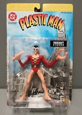 DC DIRECT PLASTIC MAN VARIANT ACTION FIGURE JUSTICE LEAGUE