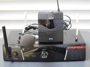 AKG SR40 Single Pro Funkstrecke Funkmikrofon 1/2
