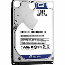 """NEW 1TB WD Blue SATA 2.5"""" Internal LAPTOP Hard Drive Disk 1TB HDD Win Mac PS3/4"""