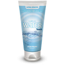 sexy shop toys LUBRIFICANTE ALL'ACQUA WATER TOUCH 100 ML