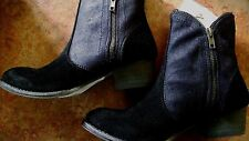 r.b.l.s. Selina Womens/ Black Ankle Boot/ Size 6 / Bootie