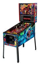 NIB Deadpool Premium Pinball machine Authorized Stern Dealer