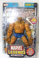 Marvel Legends The Thing Series II 6 in. Figure  FREE SHIPPING