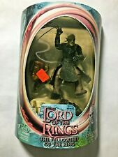 Lord Of The Rings Orc Overseer Action Figure 2001 Toy Biz 81025