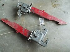 Farmall Ih Tractor 2pt To 3pt Conversion Slide In Arms Quick Hitch Thumbs Pats