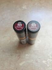 Revlon Super Lustrous Creme Lipstick #777 Vampire Love, Lot of 2, Free Shipping