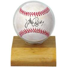 Ultra Pro Baseball Globe Display Case Wood Base Ball Holder w/Free Engraving LTE