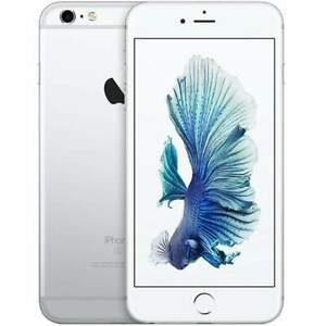 Apple iPhone 6S 64GB White/Silver Unlocked Immaculate Condition