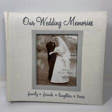 Our Wedding Memory Photo Book Record Book
