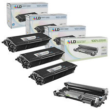 LD © Compatible Brother TN650 Toner & DR620 Drum Combo Pack 3 TN650 1 DR620