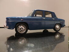 RENAULT 8 GORDINI 1100 BLEUE OTTO OTTOMOBILE OTTOMODELS 1/18