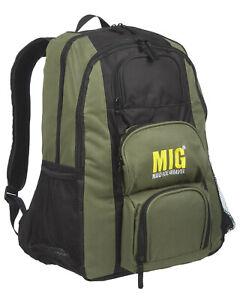 Mens & Boys Large Backpack Rucksack Bag SPORTS TRAVEL FISHING WORK HIKING