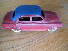 """Jouet ancien """"Taxi Simca 9 Aronde Dinky toys 24U"""" originale"""