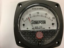 S1020 Differential Pressure Gauge
