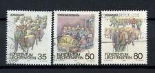 Liechtenstein 1989 SG # 962-4 autunno doganale utilizzato Set #A 3269