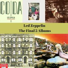 Led Zeppelin - Final Five Albums Bundle - 6 x 180G Remastered Vinyl LP's *NEW*