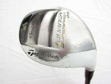 Used RH TaylorMade Burner Superfast 2 21° 4 Hybrid REAX Graphite Regular R Flex