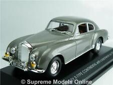 Bentley CONTINENTAL R Type Car Model Grey 1954 1 43 Signature Franay 2 Dr T3412z