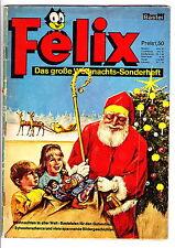 Felix Sonderheft Weihnachten 1966