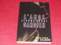 [Bookshelf H. & P-J.oswald] Jerome Leroy / L'Guardian Angel 2014 Signed