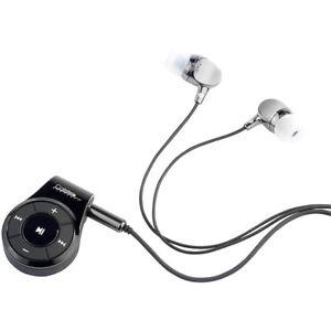 Callstel Headset-Adapter mit Bluetooth 5.1, Mikrofon & 3,5-mm-Klinke-Anschluss