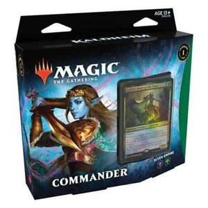 Magic: The Gathering Kaldheim Commander Deck Elven Empire